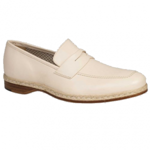"CLOSEOUT:  Mezlan Shoe ""BATTANI"" Bone (Size 12 ONLY).  LAST PAIR!"