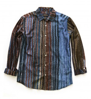 Pete Huntington Long Sleeve Sport Shirt:  PH-432