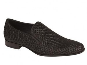 "CLOSEOUT:  Mezlan Shoe ""BOHEME II"" Black  (Size 13 ONLY)"