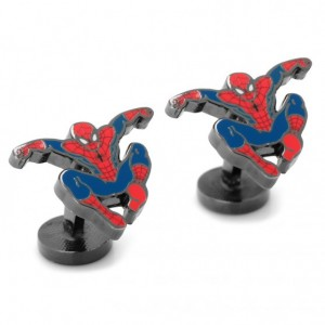 Spider-Man Hero Cufflinks