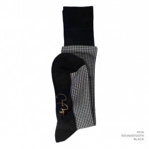 "VK Nagrani Ovadafut Socks ""LP 016 HOUNDSTOOTH"""