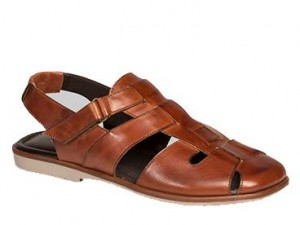 "CLOSEOUT:  Bacco Bucci ""PALMA"" Tan Sandal Size 11  and 12 ONLY"
