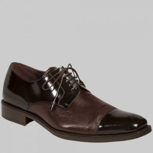 "CLOSEOUT:  Mezlan Shoe ""SOKA"" Brown (SIZE  9 and 10 ONLY)"
